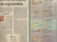 Matéria sobre Ergonomia